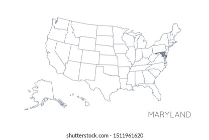 United States Map Outline Images, Stock Photos & Vectors ... on united states map coloring worksheet, united states map black and white, united states map full, united states map blackline master, united states map worksheet pdf, united states map outline vector, united states map art, united states indian tribes map, united states state map printable, united states map 1867, united states time zone map,