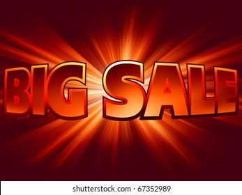 High energy shine templane big sale. EPS 8 vector file included