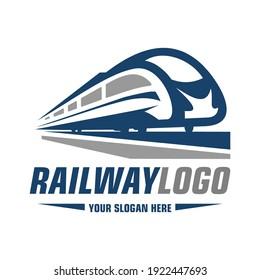 high speed train logo symbol