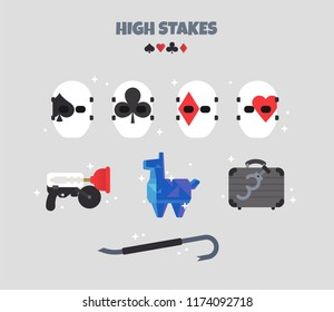 High Stakes Items