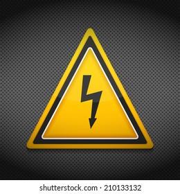 High Voltage Symbol Images Stock Photos Vectors Shutterstock