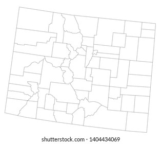 Us County Map Images, Stock Photos & Vectors | Shutterstock