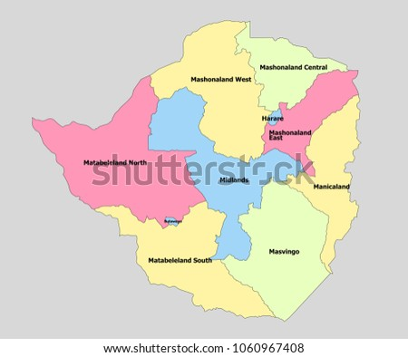 Highly Detailed Political Zimbabwe Map Stock Vector (Royalty ... on eritrea map, prussia map, algeria map, harare map, mozambique map, rhodesia map, lesotho map, senegal map, tunisia map, israel map, united nations map, zambia map, kenya map, madagascar map, liberia map, world map, ethiopia map, tanzania map, niger map, uganda map, sudan map, angola map, malawi map, mali map, africa map, cameroon map, kosovo map, albania map, ghana map, libya map, namibia map, victoria falls map, uzbekistan map, morocco map, luxembourg map, rwanda map,