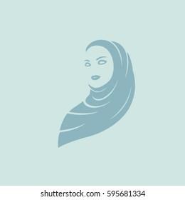 Hijab minimalistic