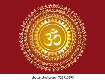 Ganesh Mantra Images, Stock Photos & Vectors | Shutterstock