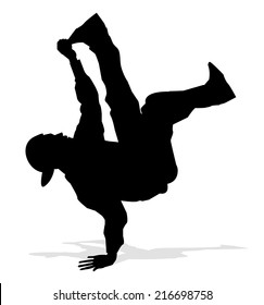 Hip Hop Dancer Images Stock Photos Vectors 10 Off