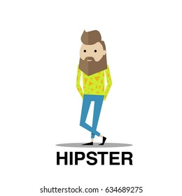Hipster, barbershops, fashion culture