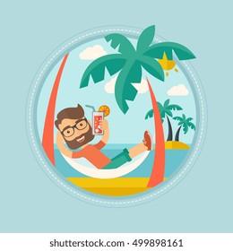 Palmier Hamac Stock Illustrations Images Vectors Shutterstock