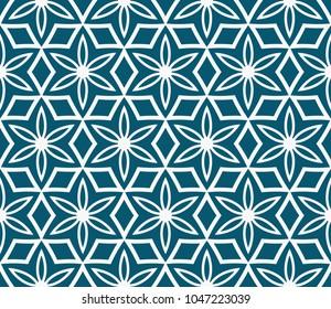 Hipster geometric seamless pattern. Vector illustration