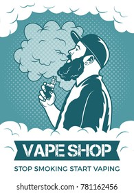 Vaping Images Stock Photos Vectors Shutterstock