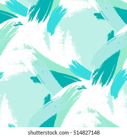 Hipster seamless elements hipster pattern with brush strokes