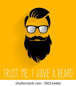 Hipster. Trust me I Have a Beard.
