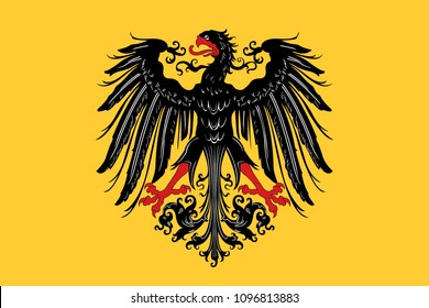 Historical flag of Holy Roman Empire