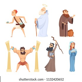 graphic relating to Bible Character Puppets Printable named Bible Personality Visuals, Inventory Visuals Vectors Shutterstock