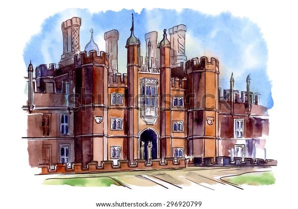 History British Architectural Styles Tudor Architecture