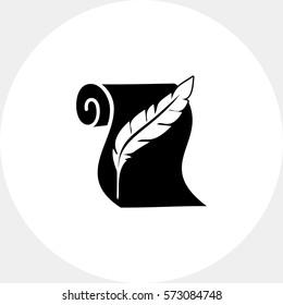 History simple icon