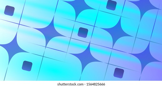 Hitech and high Impact blinking rectangle data grid technology background which is suited for broadcast, commercials and presentations.