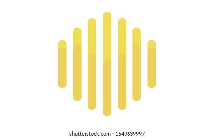 Hive Hexa Logo for digital business