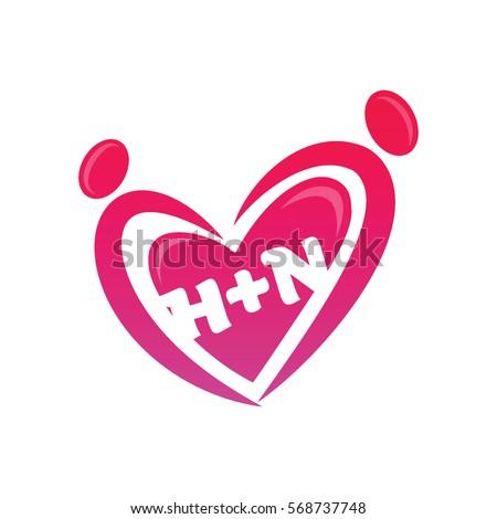 HN Logo Stock Vector (Royalty ...