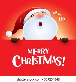 Ho Ho Ho Merry Christmas.Santa Claus Ho Ho Ho Images Stock Photos Vectors