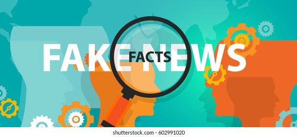 hoax fake news or facts alternative find truth press problem