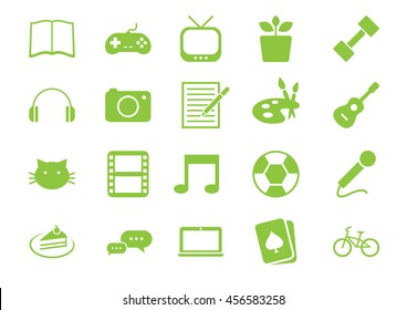 hobby icons images  stock photos   vectors shutterstock knitting clip art group knitting clip art borders