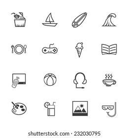 hobby icon