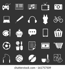 238 941 Hobby Hobby Icons Images Royalty Free Stock Photos On