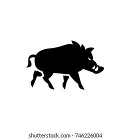 hog icon illustration isolated vector sign symbol