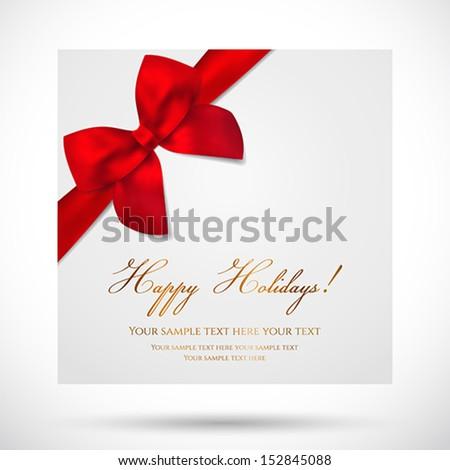 Holiday card christmas card birthday card stock vector royalty free holiday card christmas card birthday card gift card greeting card template m4hsunfo