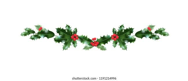 Holiday Christmas decor