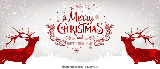 Merry Christmas Images, Stock Photos & Vectors | Shutterstock