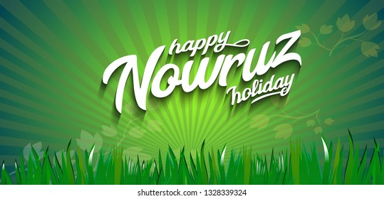 Holiday Nowruz, Happy Nowruz,vector illustration.