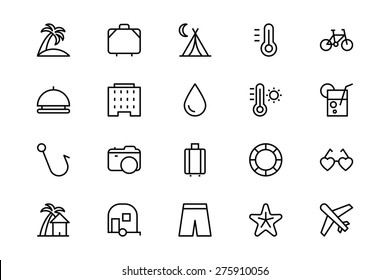 Holiday Vector Icons - Vol 1