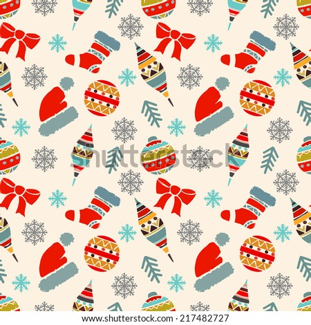You vintage christmas print agree