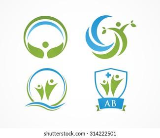 holistic logo design