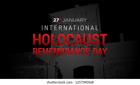 Holocaust Remembrance Day Background