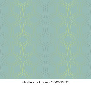 Hologram abstract background. for holiday decoration, holiday packaging Vector seamless pattern