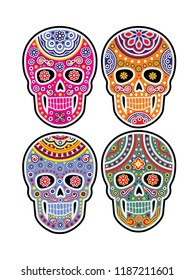 day of the dead skull images stock photos vectors shutterstock