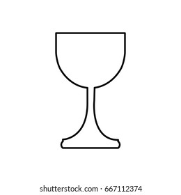 holy grail cup icon