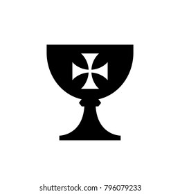 """the Holy Grail (cup) — medieval mystical symbol, the source of life and immortality, abundance and fertility, """"a wonderful breadwinner""""."""