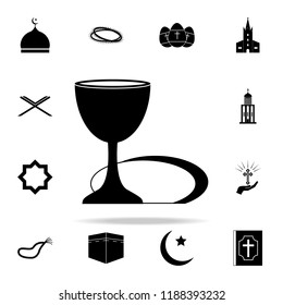 holy grail icon. Religion icons universal set for web and mobile