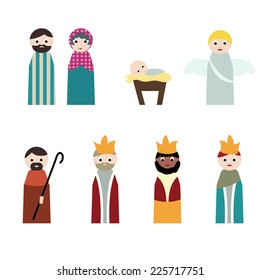 the holy manger