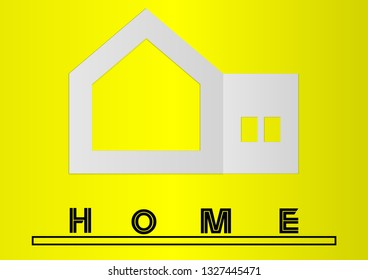 home abstract background