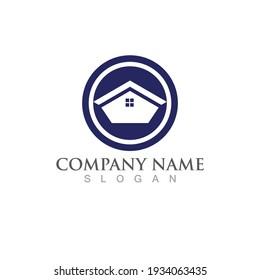 Home building  logo and symbol