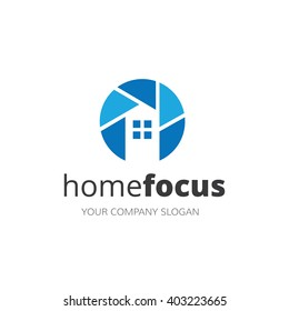 Real Estate Photography Logo Images, Stock Photos & Vectors