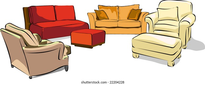 'home furniture' 'sofa set'