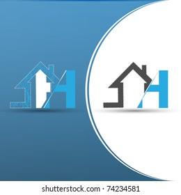 home icon design