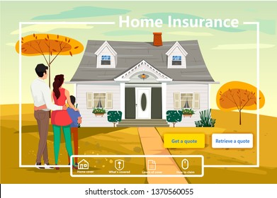 House Insurance Quotes Images Stock Photos Vectors Shutterstock