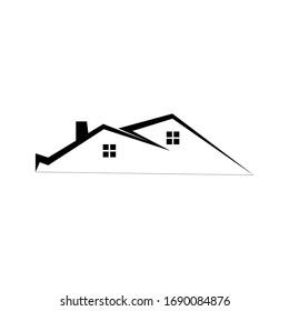 home logo icon property vector